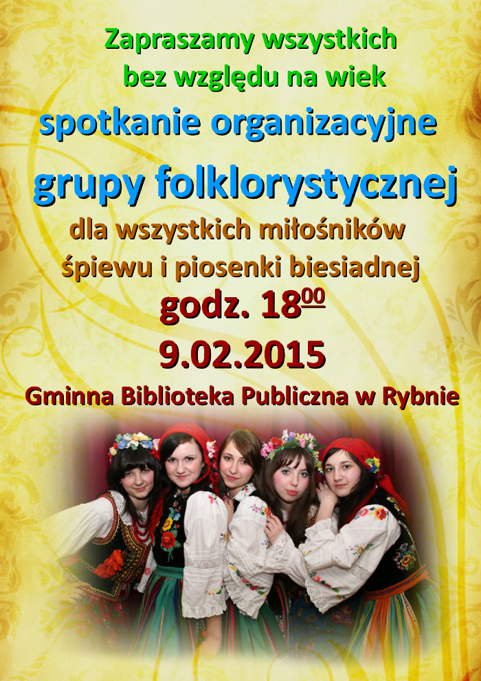 grupa folklorystyczna