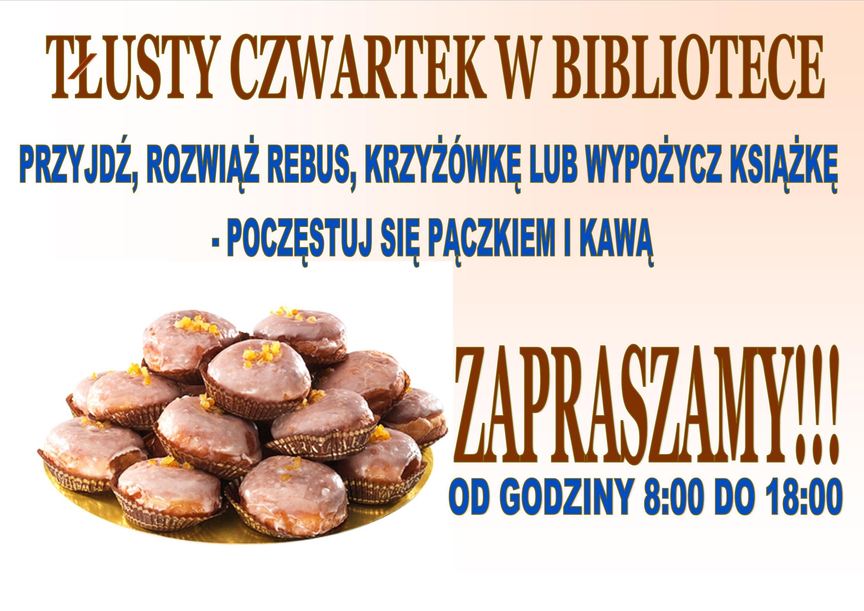 TŁUSTY CZWARTEK - FB STR